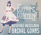 Bespoke, quirky, alternative and unusual wedding dresses