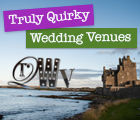 Truly Quirky Wedding Venues