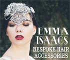Emma Isaacs - Bespoke Hair Accessories