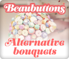 Beaubuttons - bespoke vintage button bouquets