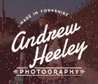 Andrew Heeley | Wedding Photography