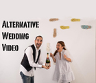 Alternative Wedding Video